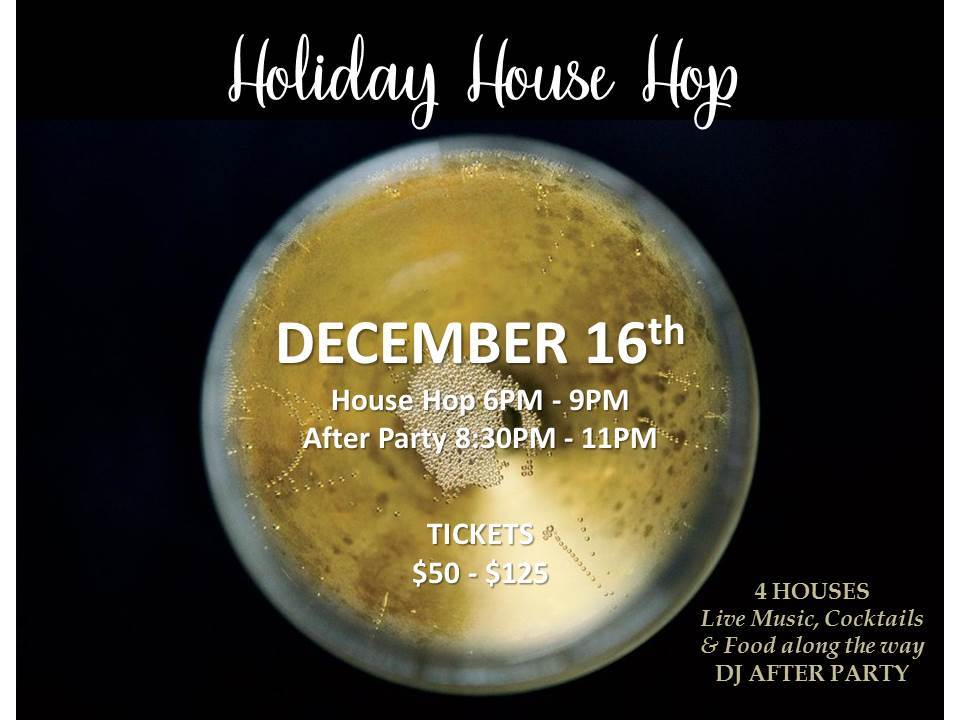 Holiday House Hop 2017