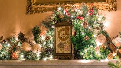 CLASSIC HOLIDAY MANSION TOURS