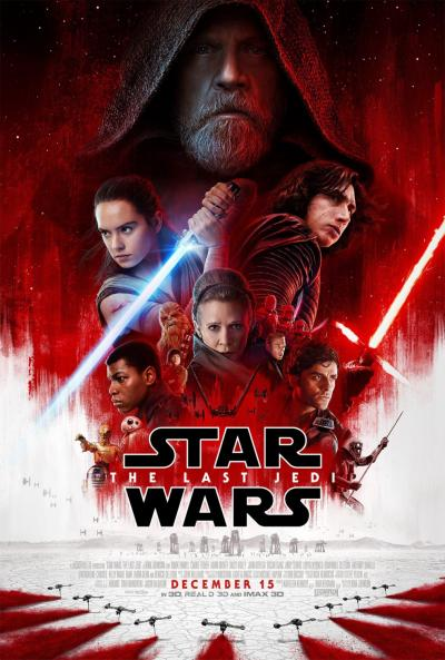 """STAR WARS: """"THE LAST JEDI"""" PREMIER NIGHT AND FAN EVENTS AT SHOWCASE CINEMAS"""