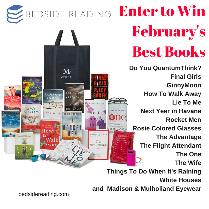 Win The Best Books of February!