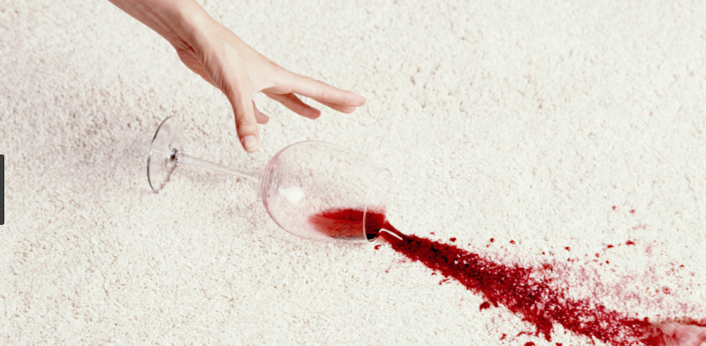 How to Get Rid of Red Drink Stains from the Carpet