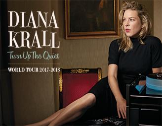 Diana Krall, Capitol Theatre – Sat, 2/24: 8pm: