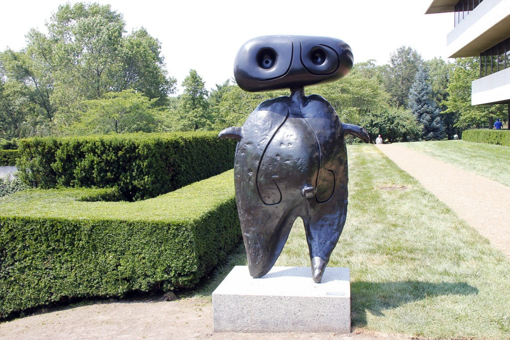 PepsiCo Sculpture Gardens Reopen – Stacyknows
