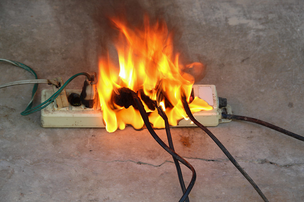 6 Ways To Prevent Electrical Fires  U2013 Stacyknows
