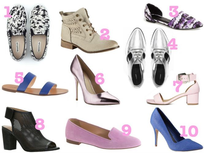 SHOES FOR ALL TYPES OF WOMEN – Stacyknows