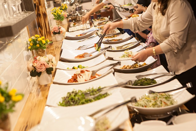 Image result for indian wedding reception food ideas