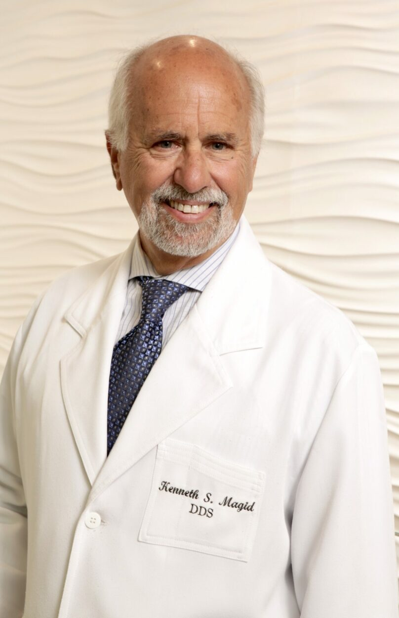 Harrison dentist dr. ken magid