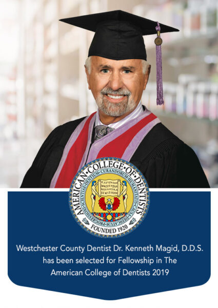 Westchester ny dentist dr Kenneth magid