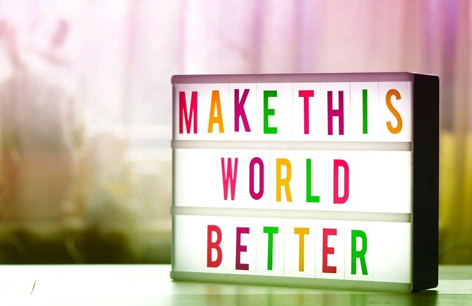 Motivation, Change, Improvement, Implementation, Idea
